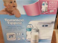 Tommy tippee microwave steriliser