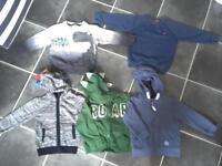 Boys 2-3 years hoodies jumper bundle next