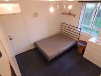 Spacious self-contained, furnished, double studio room All INC, Zone 2