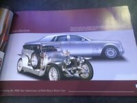 Rolls Royce The 100th year anniversary book