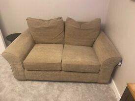 Next Garda 2 seater and 3 seater sofas