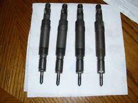 4 long reach diesel injectors