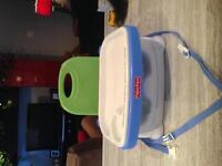 Siège d appoint Fisher price/ Fisher price booster seat