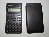 Hewlett Packard HP 20S scientific programmable calculator