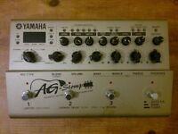 Yamaha AG Stomp Guitar Preamp/Mic Modeling/FX processor