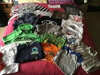 Boys clothes bundle (many h&m)