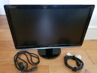 """Dell ST2220M 21.5"""" Widescreen LED Monitor"""