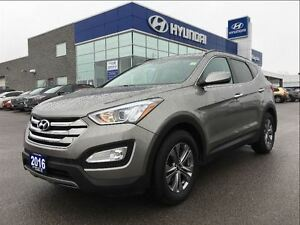 2016 Hyundai Santa Fe Sport 2.4L FWD *Bluetooth-Heated Seats*