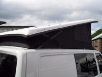Casita Leisure Elevating Roof for VW T5 and T6 BRAND NEW