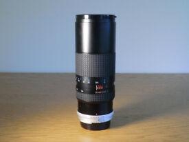Nikon Fit Zoom Lens