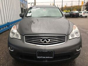 2012 Infiniti EX35 AWD *LEATHER-SUNROOF* Kitchener / Waterloo Kitchener Area image 7