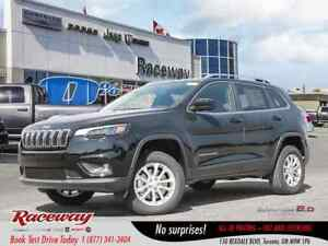 2019 Jeep New Cherokee North | JEEP ACTIVE DRIVE | CAM |  0% FIN