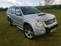 Isuzu Rodeo Denver Max LE D/C low mileage immaculate double cab puck up