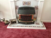 cannon the manor gas fire