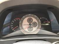 Silver Lexus is200