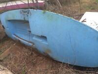 Free boat hull sailing rowing fishing garden