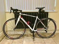 Giant. Defy 1 Immaculate condition, less than 500mls ridden.