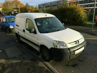 Peugeot partner van 2008 16hdi mot may side doors