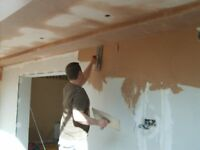 Local-Reliable Plasterer-renderer-skimming-quality finish-bonding-walls & ceilings Handyman Service