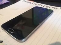 Samsung galaxy s6 64gb on 02 network very good condition