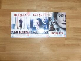 Borgen (from the producers of Killing) Full series 1,2,3