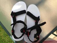 Teva men's sandal size 8