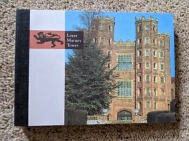 Layer Marney Tower book or postcards