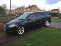 Vauxhall Astra Estate 1.9 8V SRI XP CTDI £4,400 Colour Black Full Service History low mileage