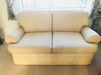 2 seater sofa bed and 3 seater sofa settee couch