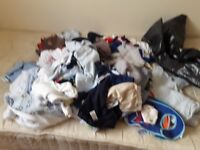 Baby boys clothes bundle 0 /3 months