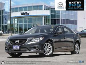 2015 MAZDA MAZDA6 GS-LUXURY PACKAGE