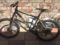 """Mountain bike carrera Vulcan 6061 t6 27.5 18"""""""