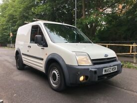 Ford Transit Connect Van - Low Mileage, Ex-Work van,