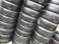 Part worn tyres / all reguler sizes available / branded tyres / london barking