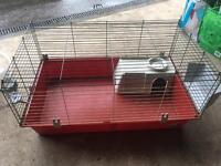 Rabbit or Guinea Pig indoor cage/hutch - great condition