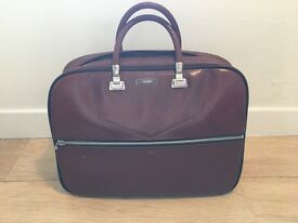 Vintage bowling/laptop bag
