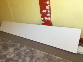 MDF laminated plank
