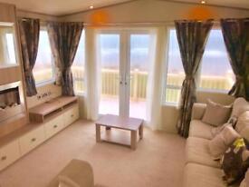 Cheap 6 berth bed DG & CH caravan for sale in Northumberland near Whitley Bay! NE63 9YD