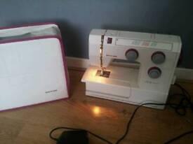 Riccar ruby 712a sewing mashine
