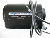 Computar motorized CCTV lens H10Z0812AMS 8-80mm f 1.2