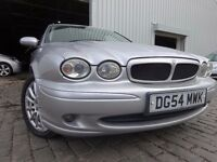 04 JAGUAR X-TYPE DIESEL ESTATE 2.0 SPORT,MOT MAY 017,2 KEYS,PART HISTORY,VERY RELIABLE FAMILY CAR