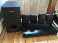 Samsung HT-Z320 - 5.1 Home Theatre with HDMI & USB
