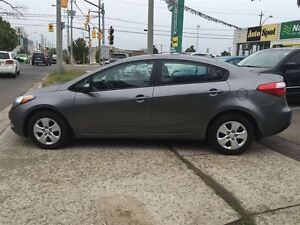 2014 Kia Forte LX/ WE FINANCE !/PRICED FOR A QUICK SALE!! Kitchener / Waterloo Kitchener Area image 5