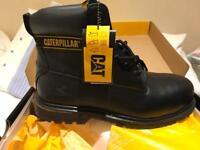 Caterpillar safety boot