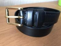 Hand Made Full Grain Bridle Leather Belt