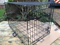 "Dog Cage 36"" New"