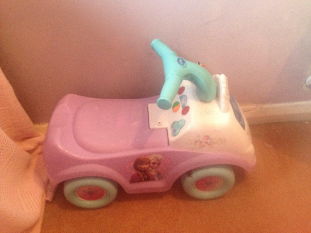 Disney frozen ride on