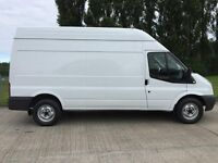 2 Men with LWB Van available on SUNDAY 19-06-16 - CLICK FOR MORE DETAILS