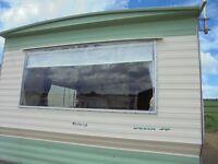 Galaxy Delta 30ftx10ft 2 Bedroom Static Caravan