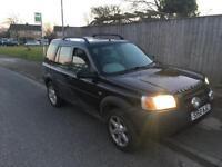 Land Rover freelancer